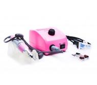 Аппарат для маникюра и педикюра LX200 (розовый),30000 об/мин
