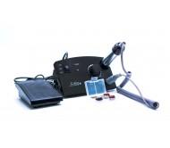 Аппарат для маникюра и педикюра LX-868-30000 (черный),30000 об/мин